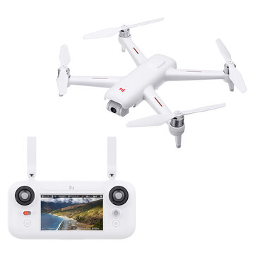 Coupone for FIMI A3 5.8G 1KM FPV With 2-axis Gimbal 1080P Camera GPS RC Drone Quadcopter RTF