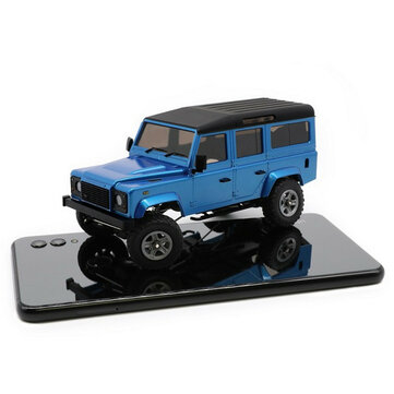 Coupone for Orlandoo-Hunter OH32A03 1/32 DIY Kit Unpainted RC Rock Crawler Car Without Electronic Part