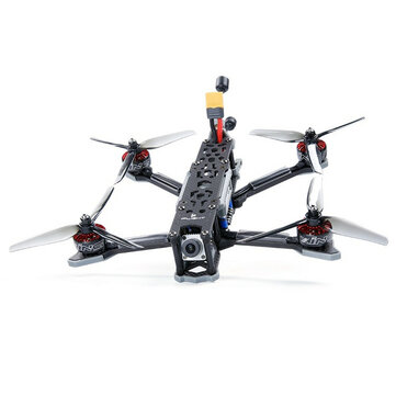 Coupone for iFlight TITAN DC5 4S 222mm 5Inch Compitable with DJI Air Unit PNP BNF HD 720p 120fps FPV Racing RC Drone