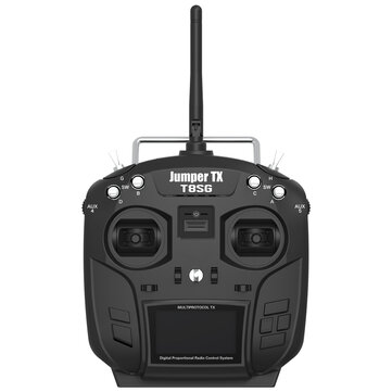 Coupone for RadioMaster TX8/JumperTX T8SG 2.4G 12CH Hall Gimbal Open Source Multi-protocol Mode2 Transmitter for RC Drone