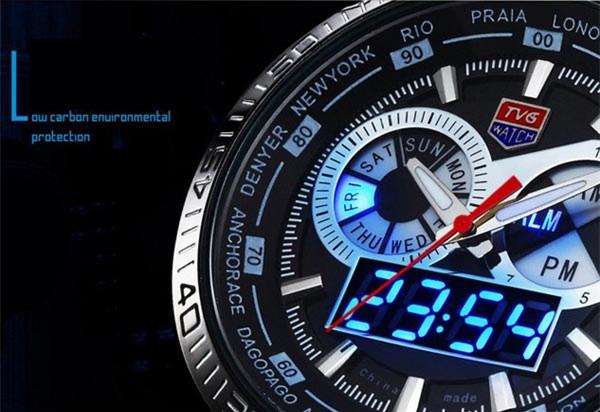 TVG 468 Watch