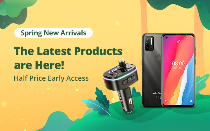 banggood.com - Avail 50% Off on most products