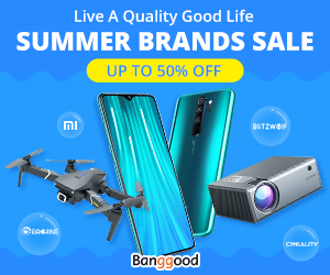 Banggood Labor Day Sale