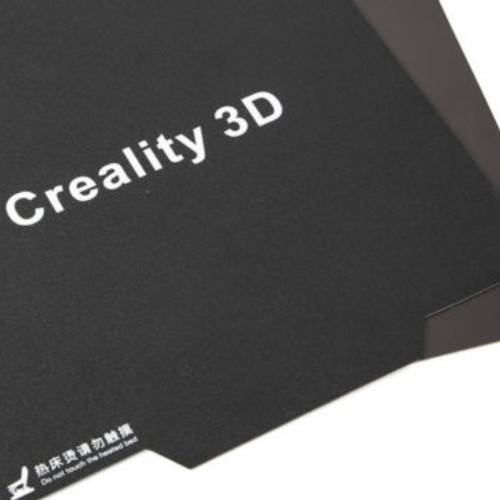 Creality 3D 235*235mm Soft Magnetic Heated Bed Sticker For Ender-3 3D Printer US