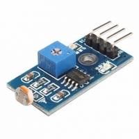Light Sensor Module Light Photosensitive Sensor Board Light Intensity Sensor Module