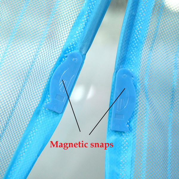 Magnetic Automatic Closing Anti-mosquito Mesh Soft Window Screen