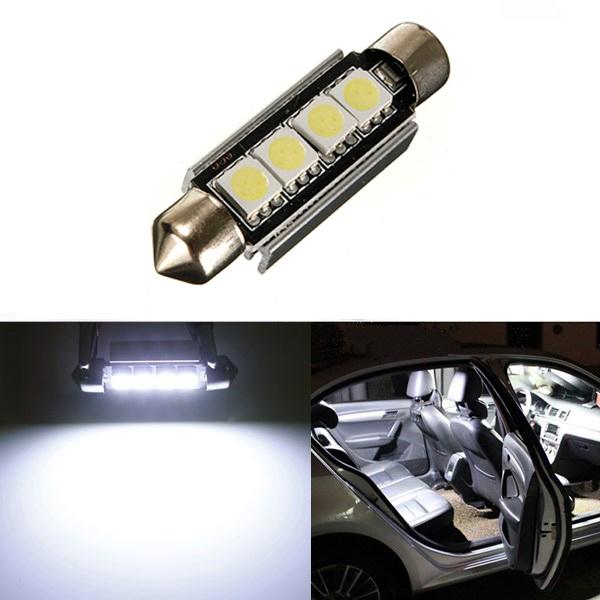 Купола автомобиля Сид 5050 SMD LED can шины лампы свет фестона Сид интерьера 42мм