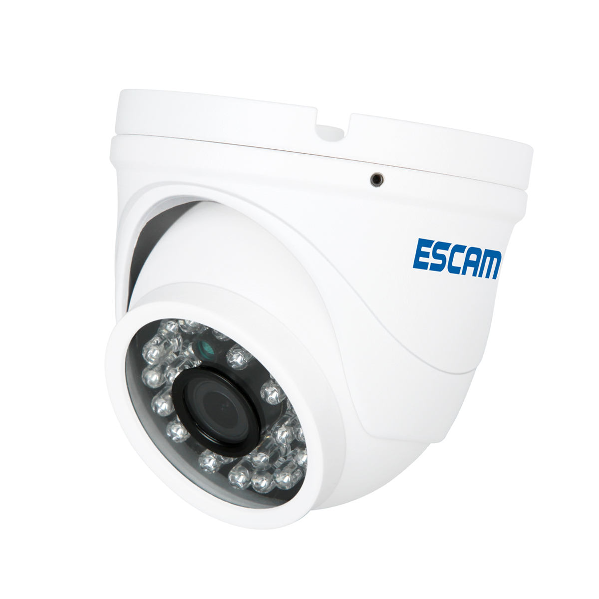 Escam QD520 Peashooter HD720P P2P IR IP Security камера