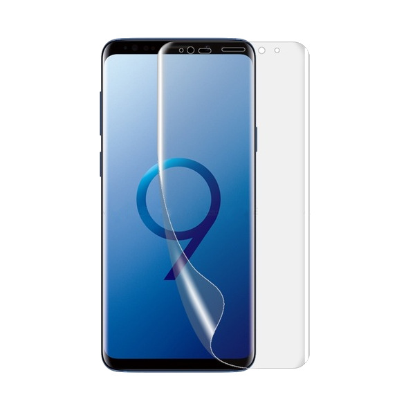 CurvedEdgeClearSoftPETPhone Screen Protector для Samsung GalaxyS9