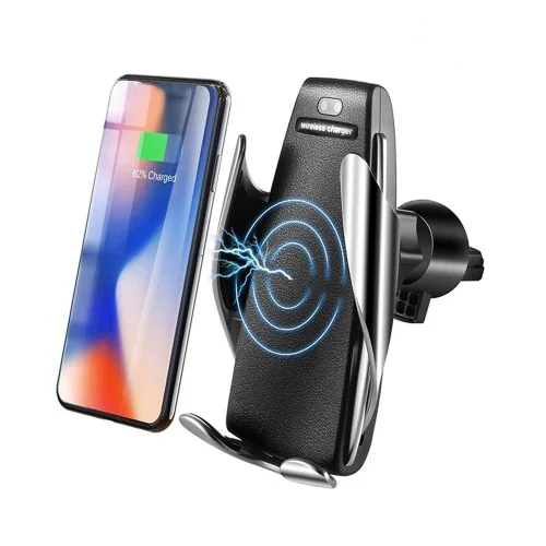 Car Air Vent Phone Holder 10W QI Wireless Fast Ch