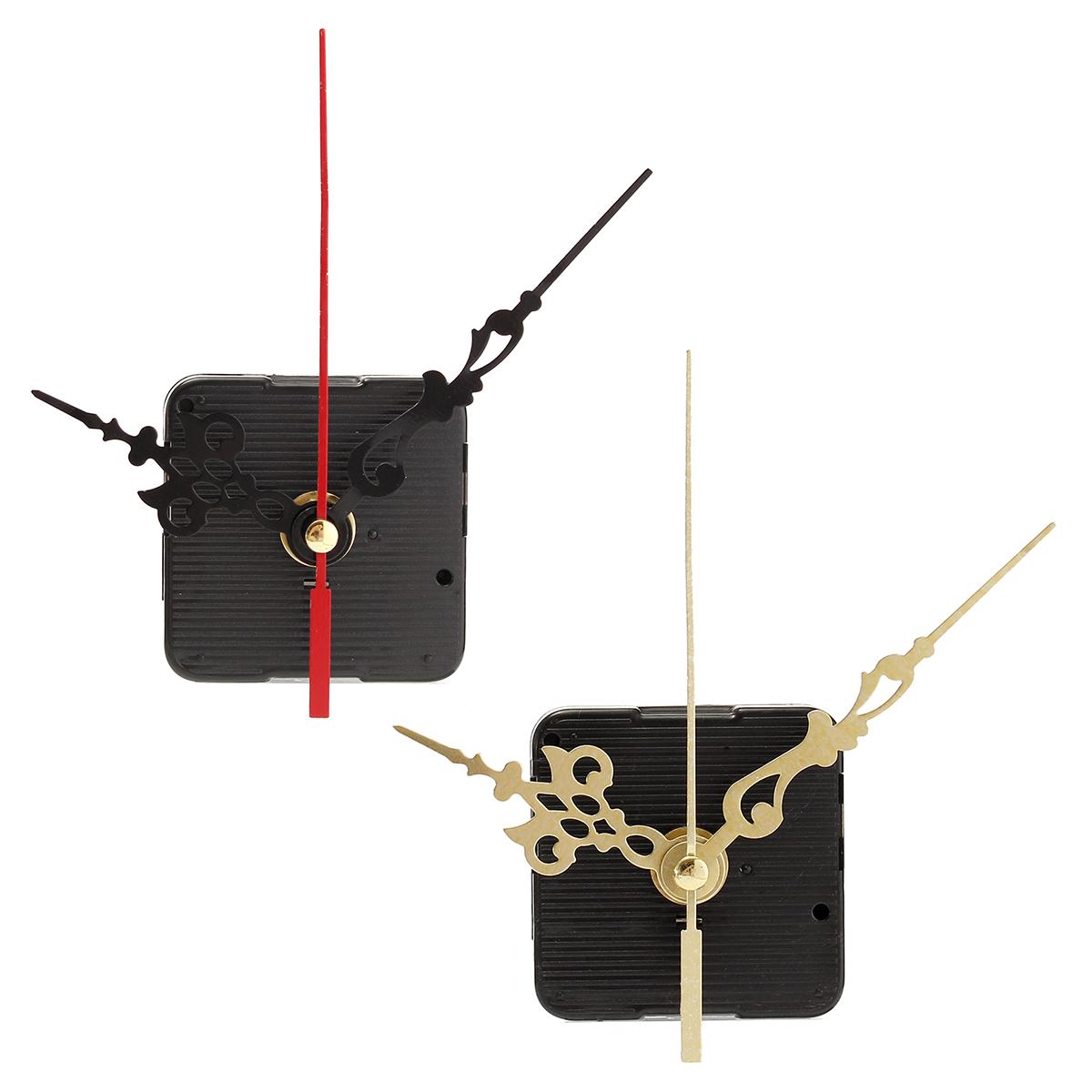 122x92x65mm 12.5mm Shaft Length DIY Mute Clock Movement Quartz Clock Mechanism Repair Kit