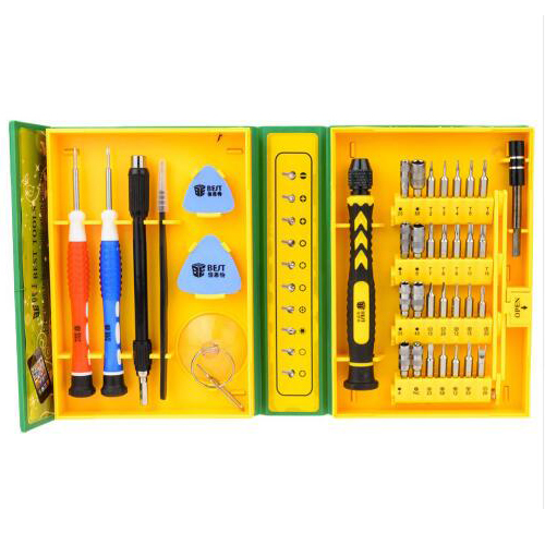 BEST BST-8921 38 in 1 Precision Multipurpose Screwdrive