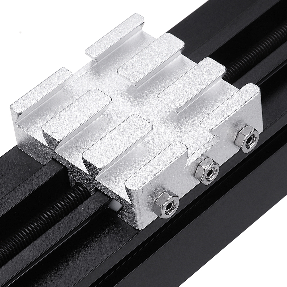 200mm Metal Cross Slide Block Z010M For Lathe Feeding Relieving Axis X//Y//Z