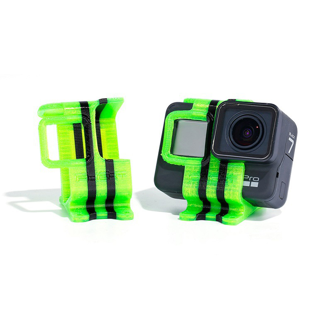 iFlight TPU 25° Camera Mount Holder Seat Protective Case for Gopro Hero 5/6/7 FPV Action Camera