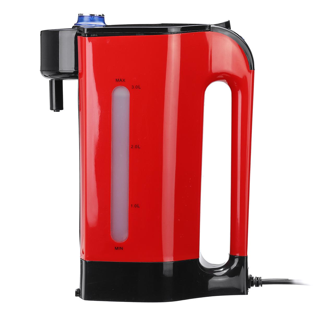 27 × 15,5 × 32 см 3L 2000W Машина для производства горячей воды с высоким содержанием водорода Нагреватель