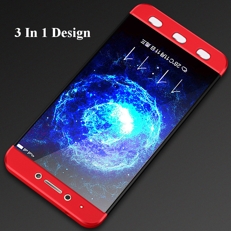 huge discount 9c709 7075c Bakeek 3 in 1 Double Dip 360° Hard PC Full Protective Case For LeEco LeTV  Le 2 / LeEco LeTV Le 2 Pro