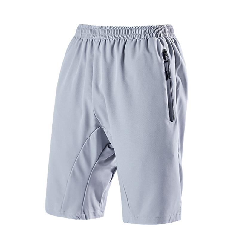 Мужская быстрая сушка Jogger Loose Sports Kne-Length Shorts