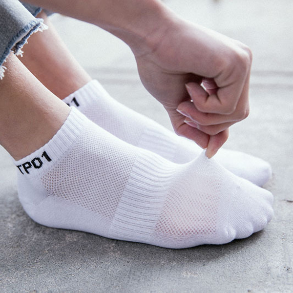 Men's Summer Cotton Breathable Ankle Socks Casual Soft