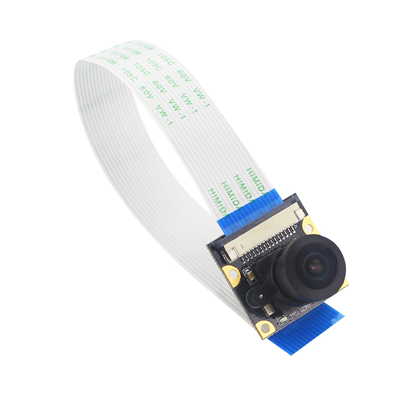 Compatible with NVIDIA Jetson Nano Camera IMX219-160 8-Megapixels Camera Module 3280 /× 2464 Resolution 160 Degree Wide Angle of View with IMX219 Sensor
