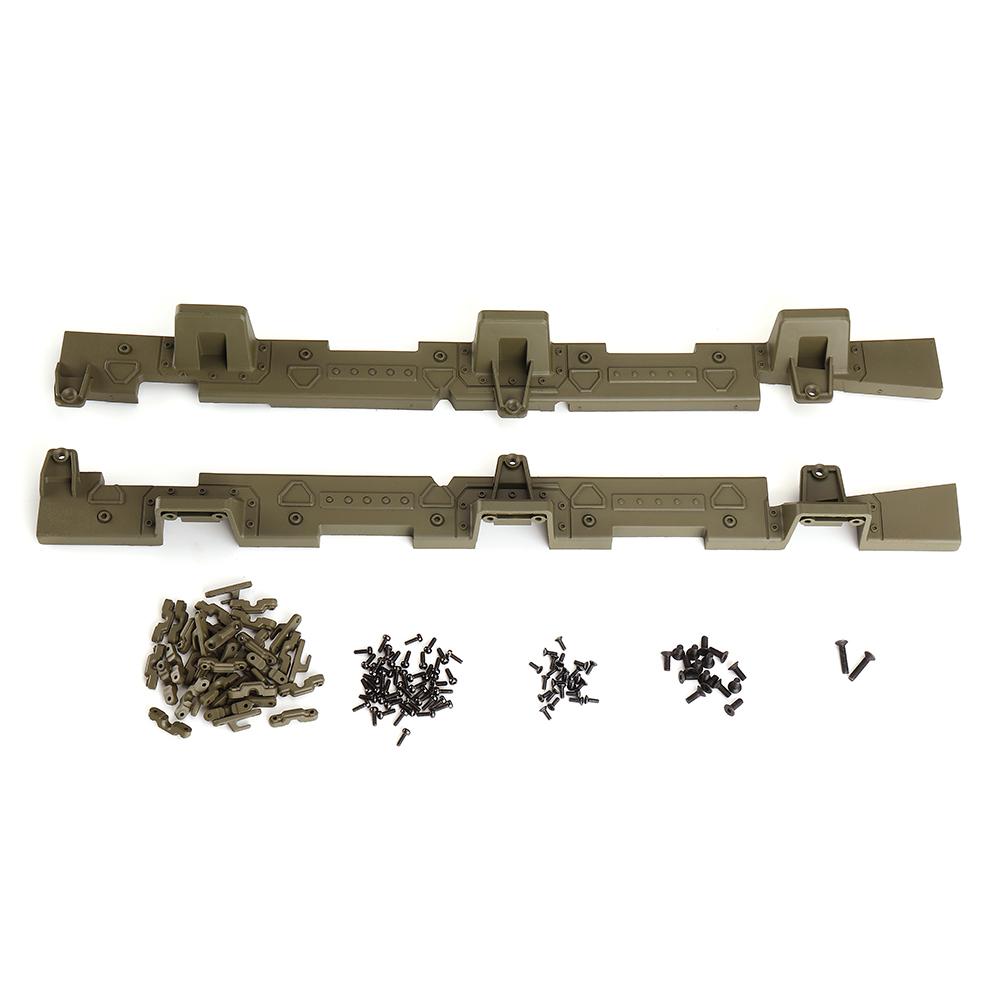 HG P801 P802 1/12 Rc Car Spare Parts 801 Conversion Set Container 8ASS-801