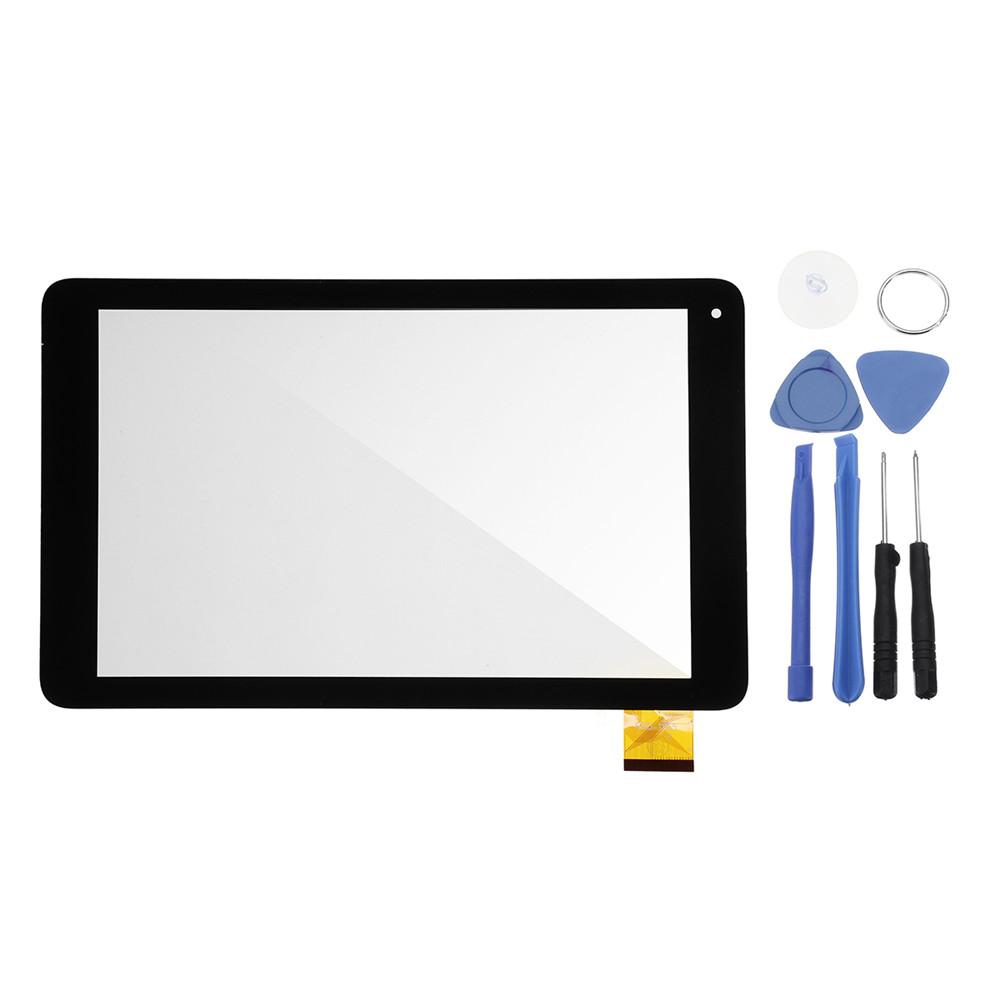 Дигитайзер с сенсорным экраном (№ LCD) Стекло для Alba 10 дюймов Планшет AC101CPLV3