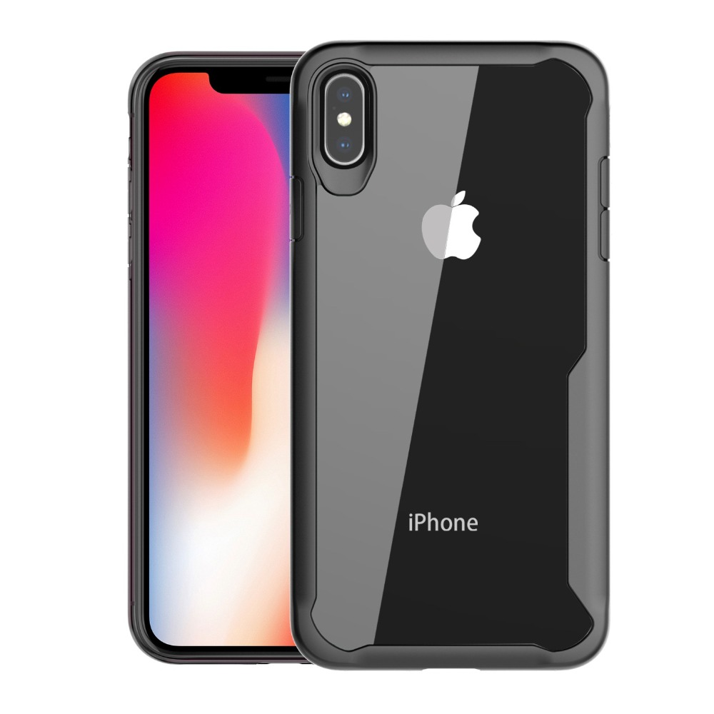 Bakeey Protective Case For iPhone XS Max Anti Fing
