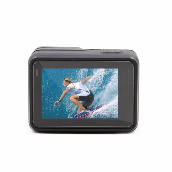 2 in1 LCD Экран и Объектив Защитная пленка для Gopro Hero 5 Black Аксессуары для экшн-камер