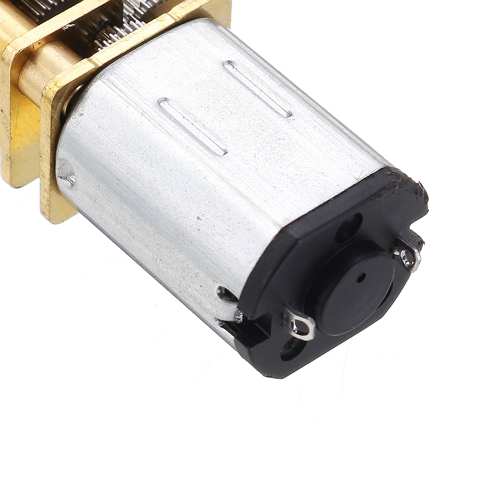Right Angle Output Metal Gear Motor