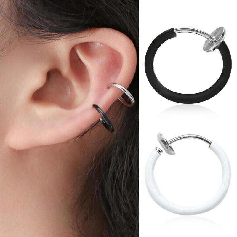 Мода Уши Клип Носовые кольца Lip Ногти Многоцелевые ювелирные изделия