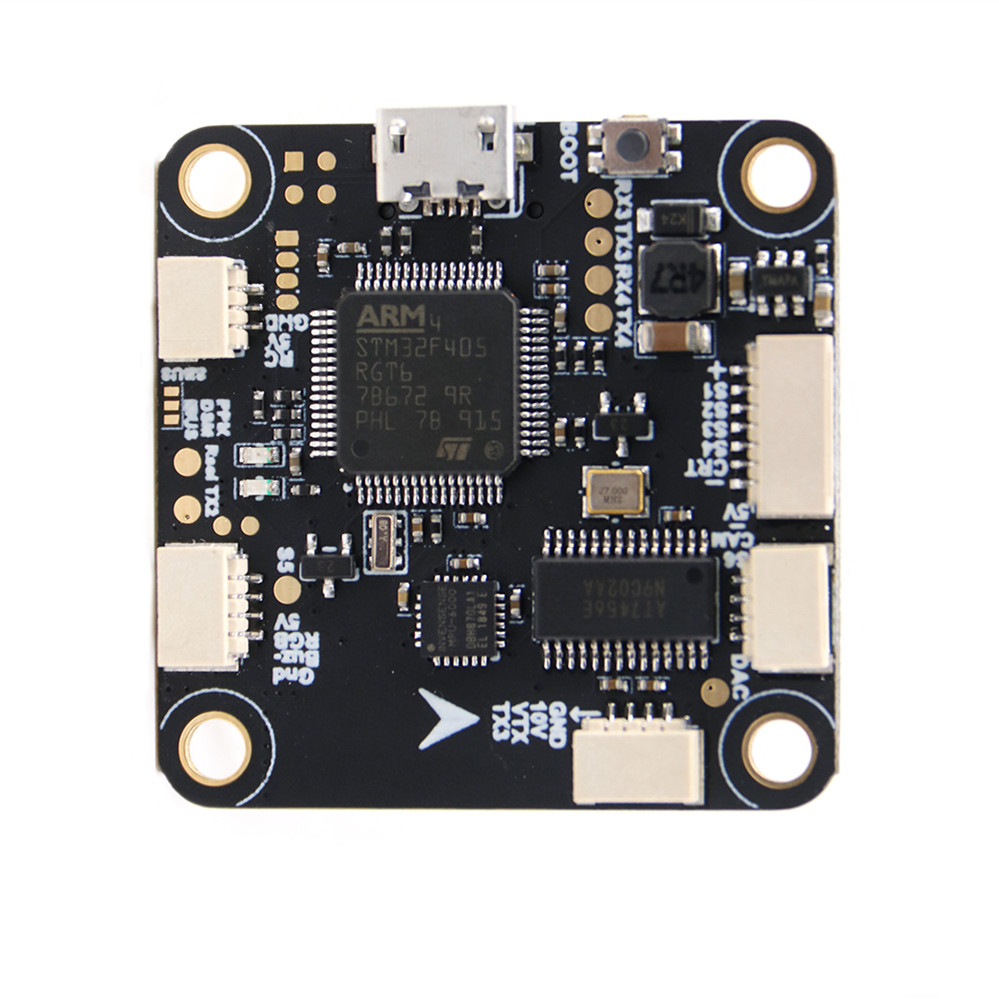 Racerstar MELO F4 Bluetooth Flight Controller AIO OSD BEC Support APP  Configuration for RC Drone FPV Racing