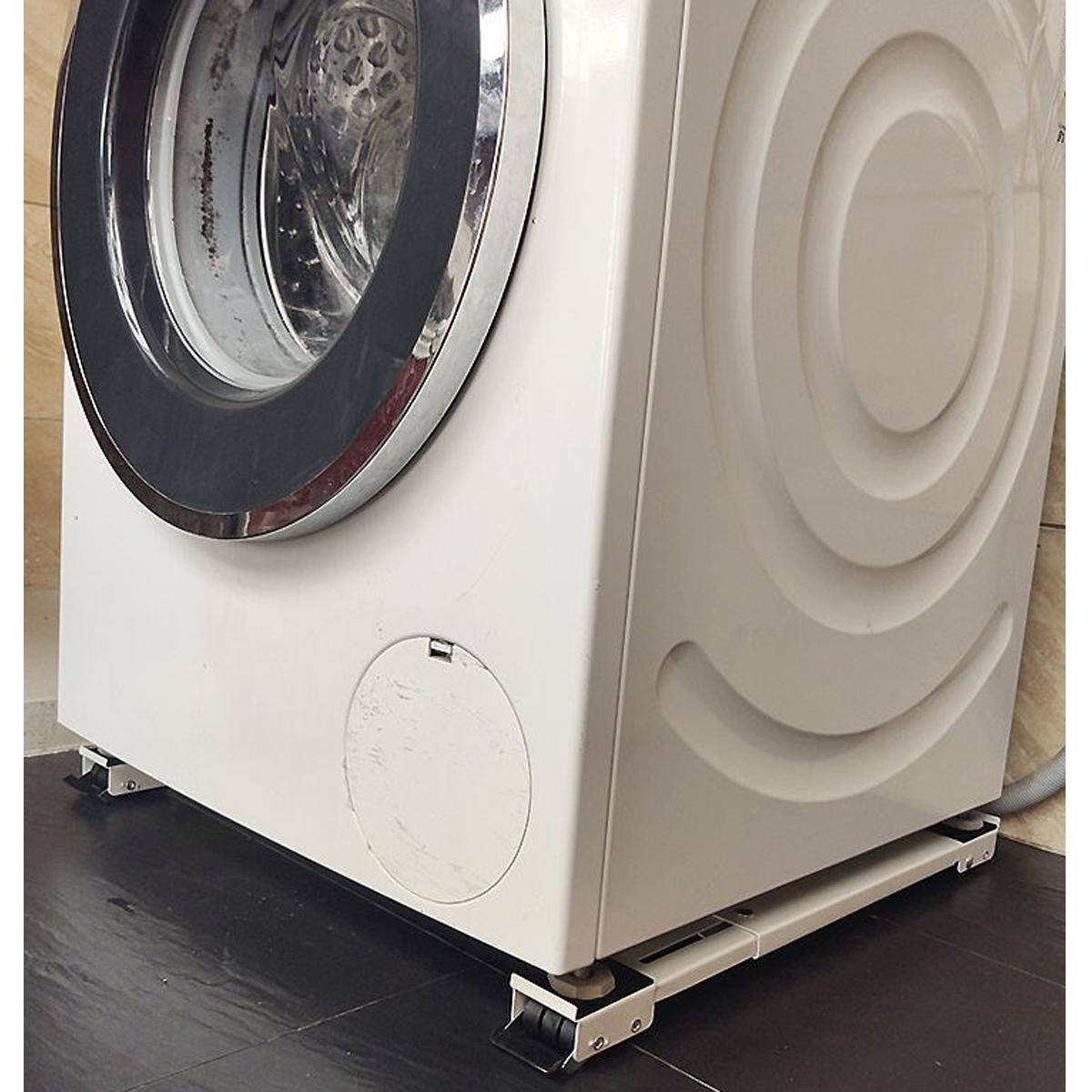 Adjustable Trolley Roller Stand Universal Washing Machine Heavy Appliance Wheel 3