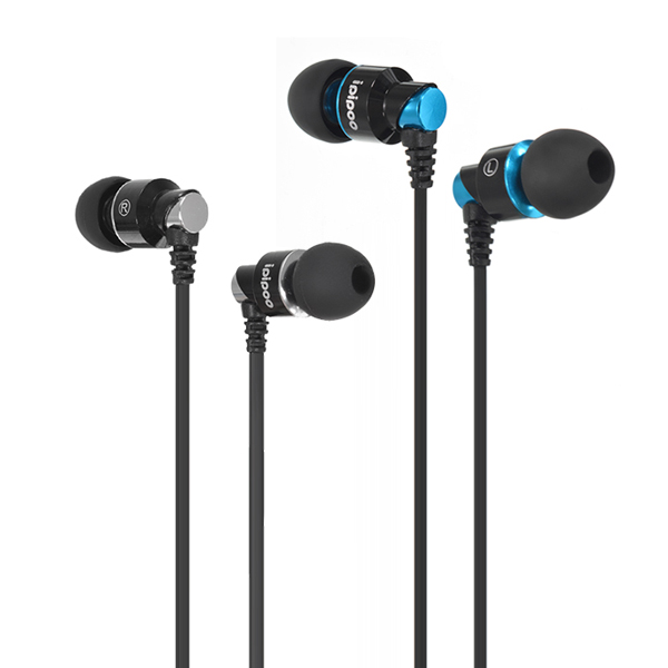 IPIPOO A400Hi In-ear Super Bass Stereo With Mic Headphones Earphone for Tablet Cell Phone