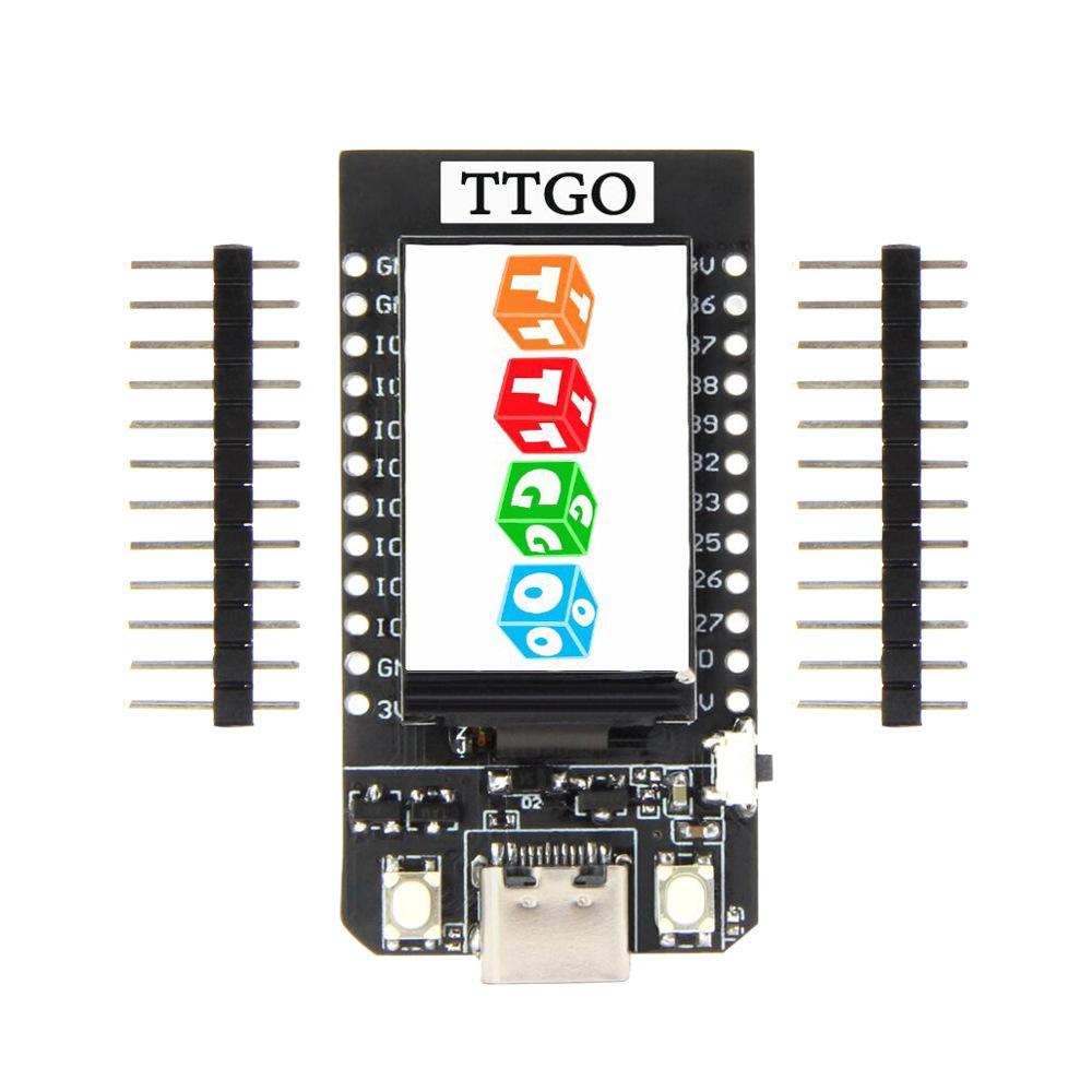 LILYGO? TTGO T-Display ESP32 CP2104 WiFi bluetooth Module 1.14 Inch LCD Development Board For