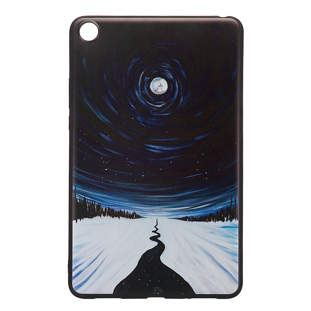 TPU Back Case Cover Tablet Case for XIAOMI Mipad 4 - St