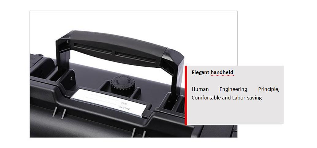 Waterproof Hard Shell Suitcase Portable Storage Box Carrying Case Hangbag For Hubsan Zino H117S