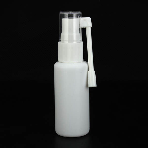 8e8b3bb4f1a5 10/15/20/30ml Plastic Empty Nasal Pumps Spray Bottle Mist Atomizers Nose  Personal Care