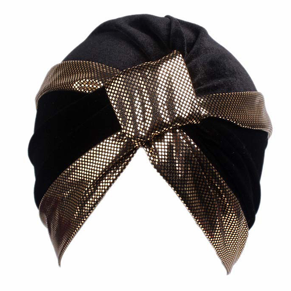 daf681ce9 Women Chemo Cap Soft Flannel Beanie Sleep Turban Hat Breathable Headwear  For Cancer Patients