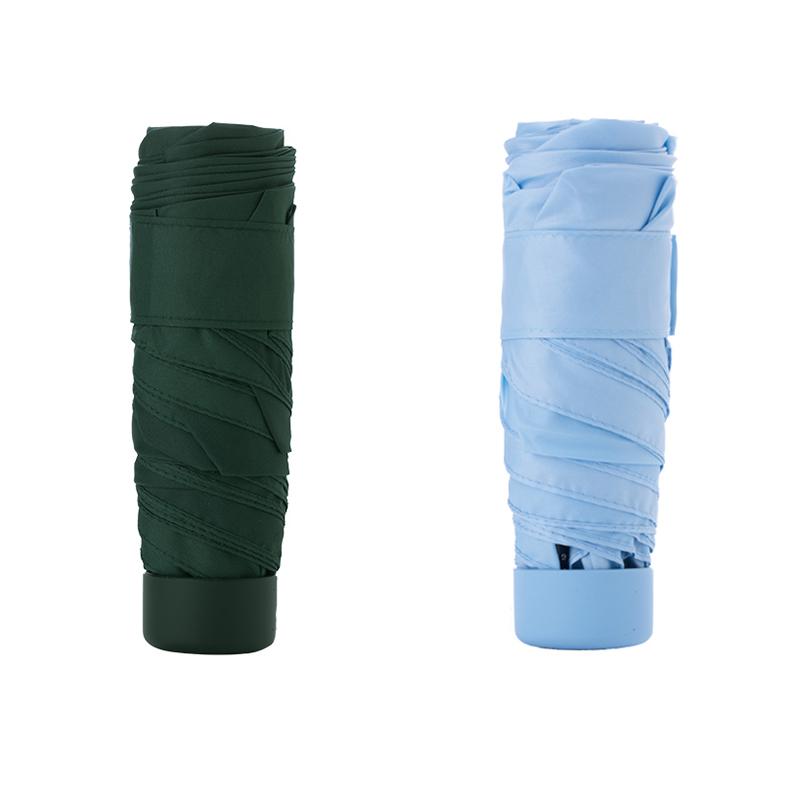Портативныймини-складнойпоездВодонепроницаемыWindproofUV Resistent UPF50 + Umbrella для солнечных или дождливых дней фото