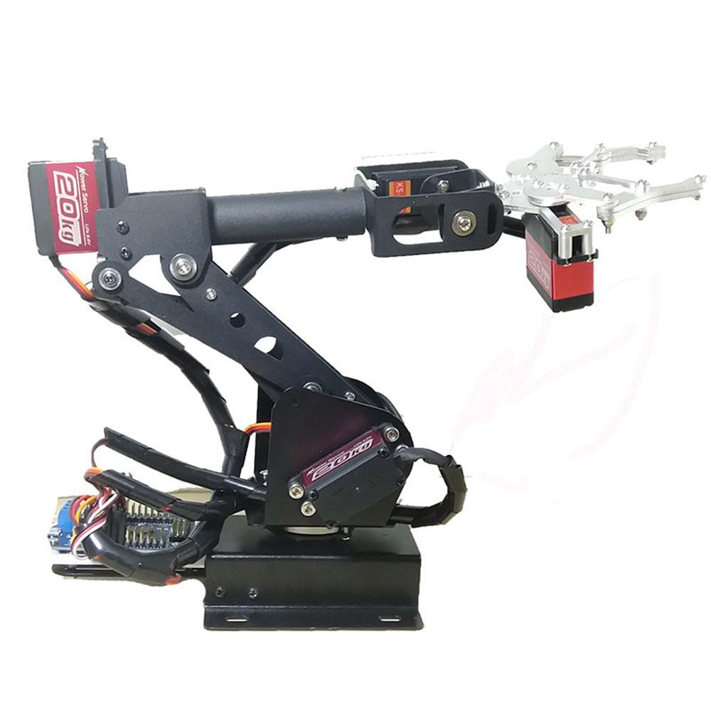 DIY 6DOF RC Robot Arm Educational Robot Arm With Digital