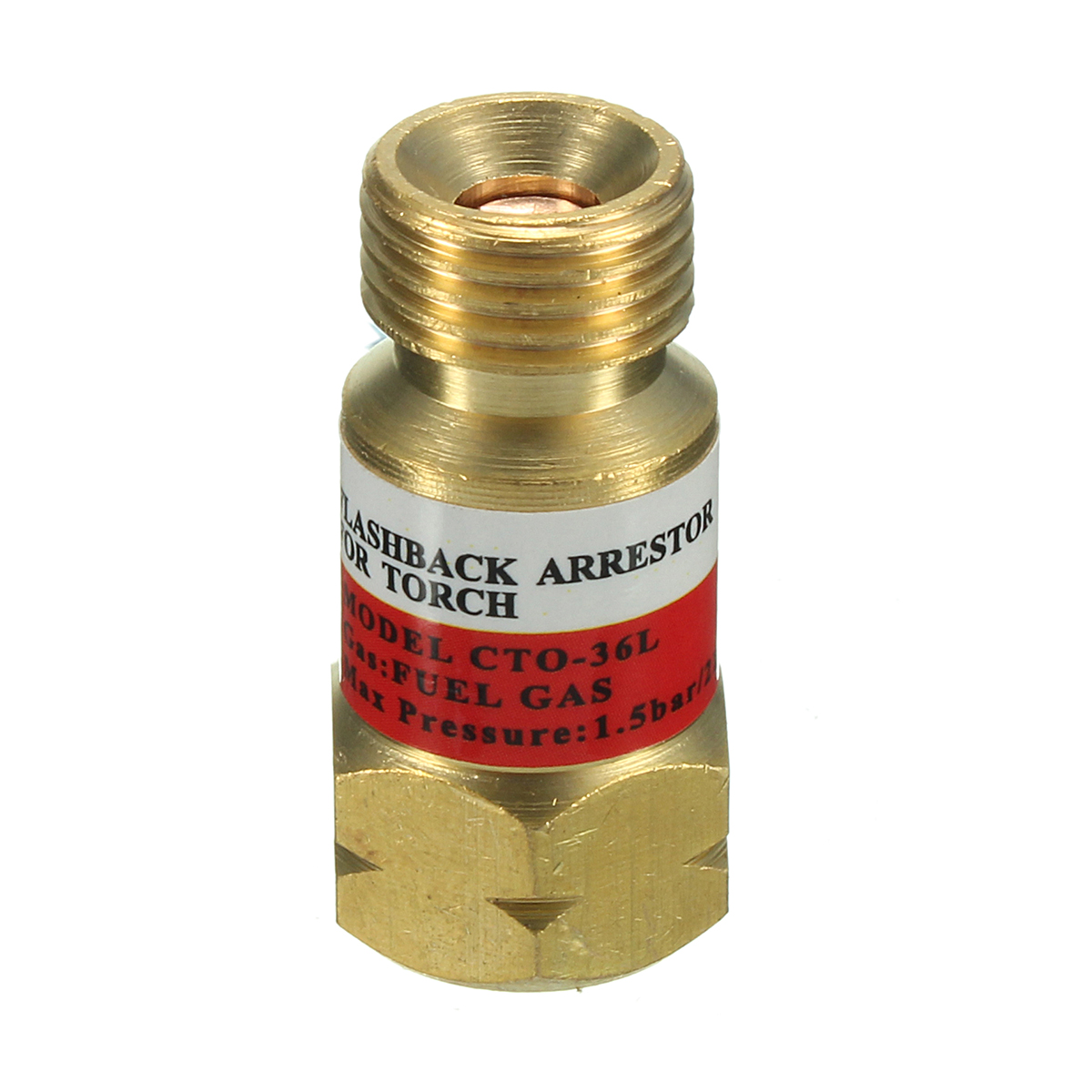 Acetylene Check Valve Set For Torch End Welding Torch Cutting