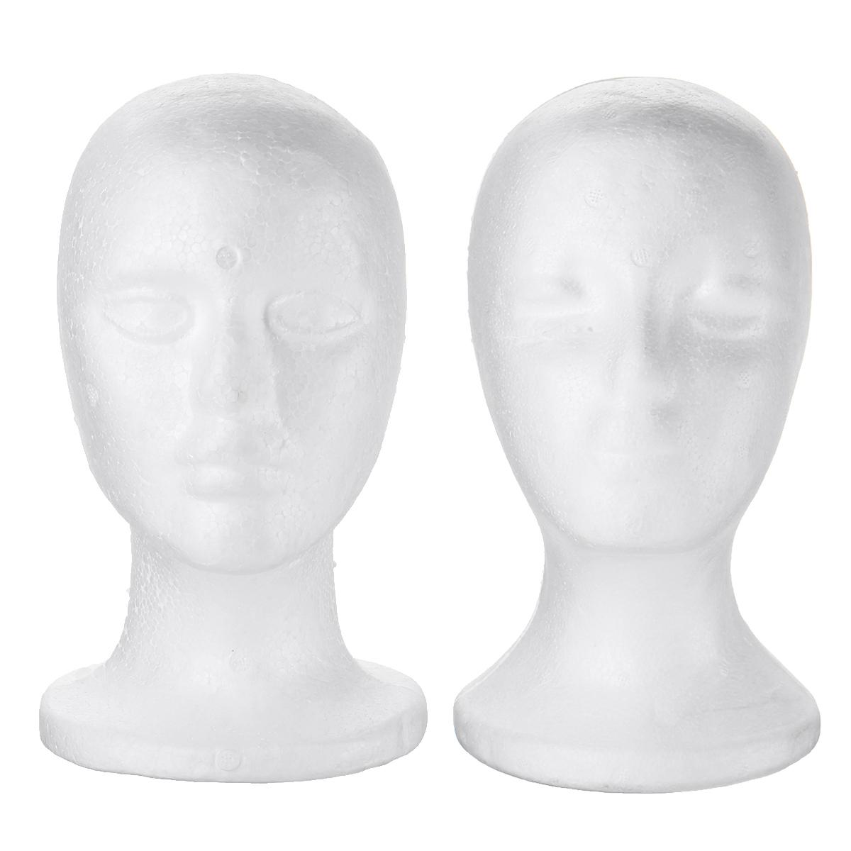 Mannequin Head Модель Шапка Парик Очки Дисплей Стойка стойки