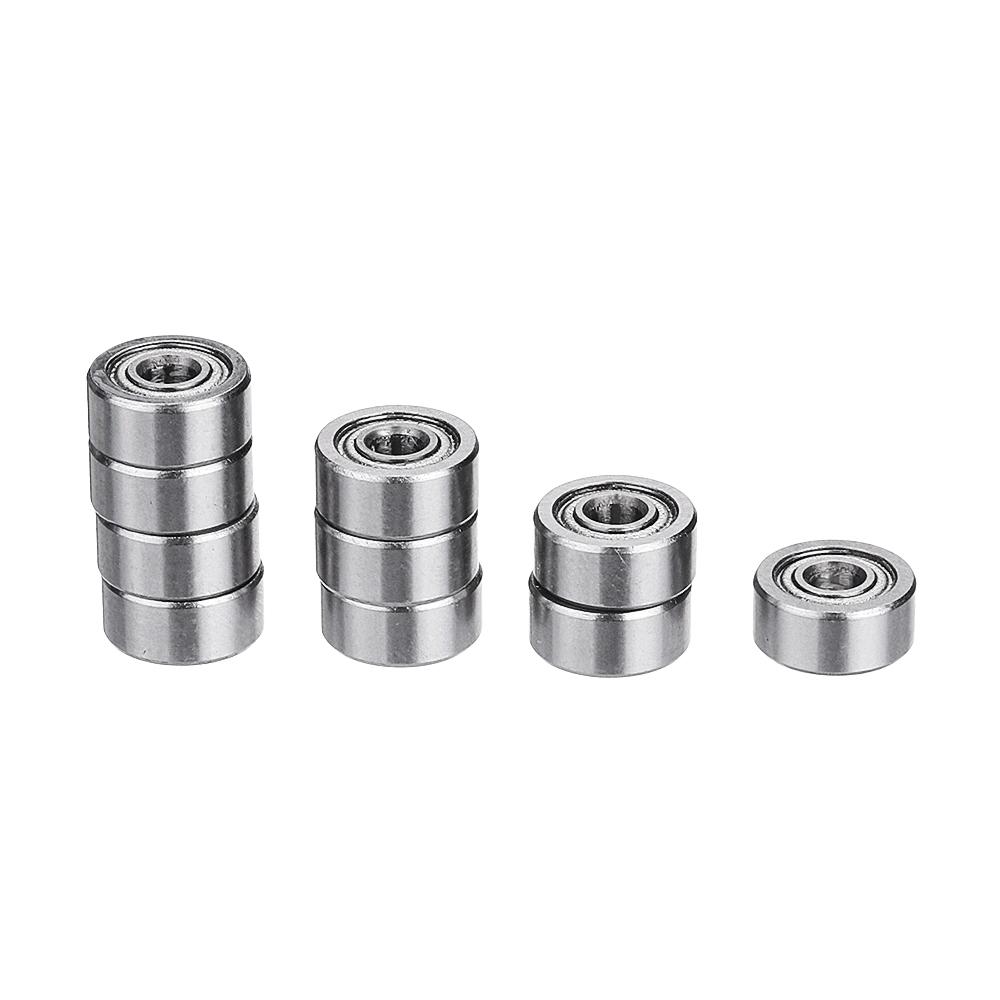 6802 15x24x5mm Double Seal Ceramic Zirconia Oxide Bearing ZrO2 Self-lubricating
