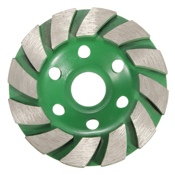 100mm Diamond Grinding Cup Wheel Disc Concrete Masonry Stone Tool