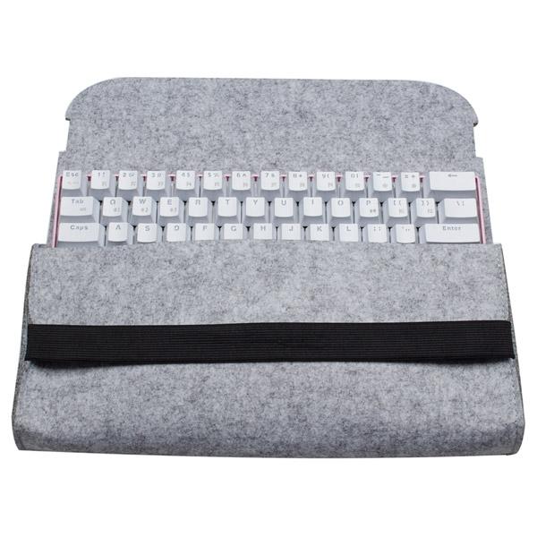 Механическая крышка клавиатуры мешка для сбора пыли для 60/61 ключи 84/87 ключами 104keys клавиатуры фото