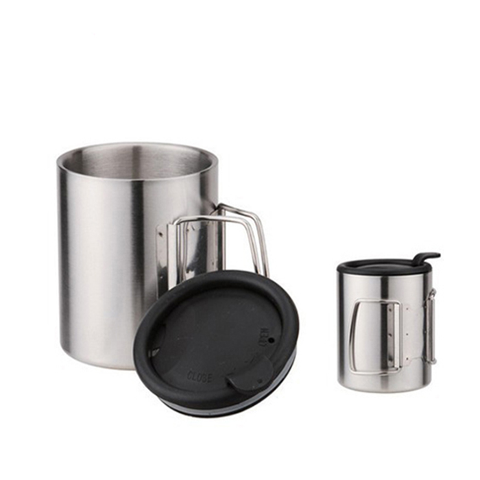 Fire-Maple 220ml Portable Camping Picnic Cup Stainless