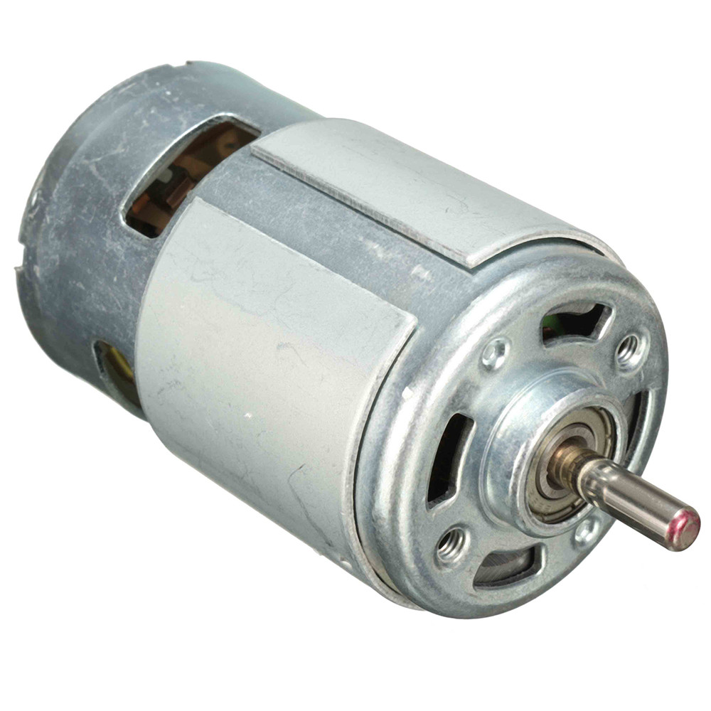 DC 12V 150W 13000rpm Micro DC Motor 5mm Shaft Motor 775 Motor