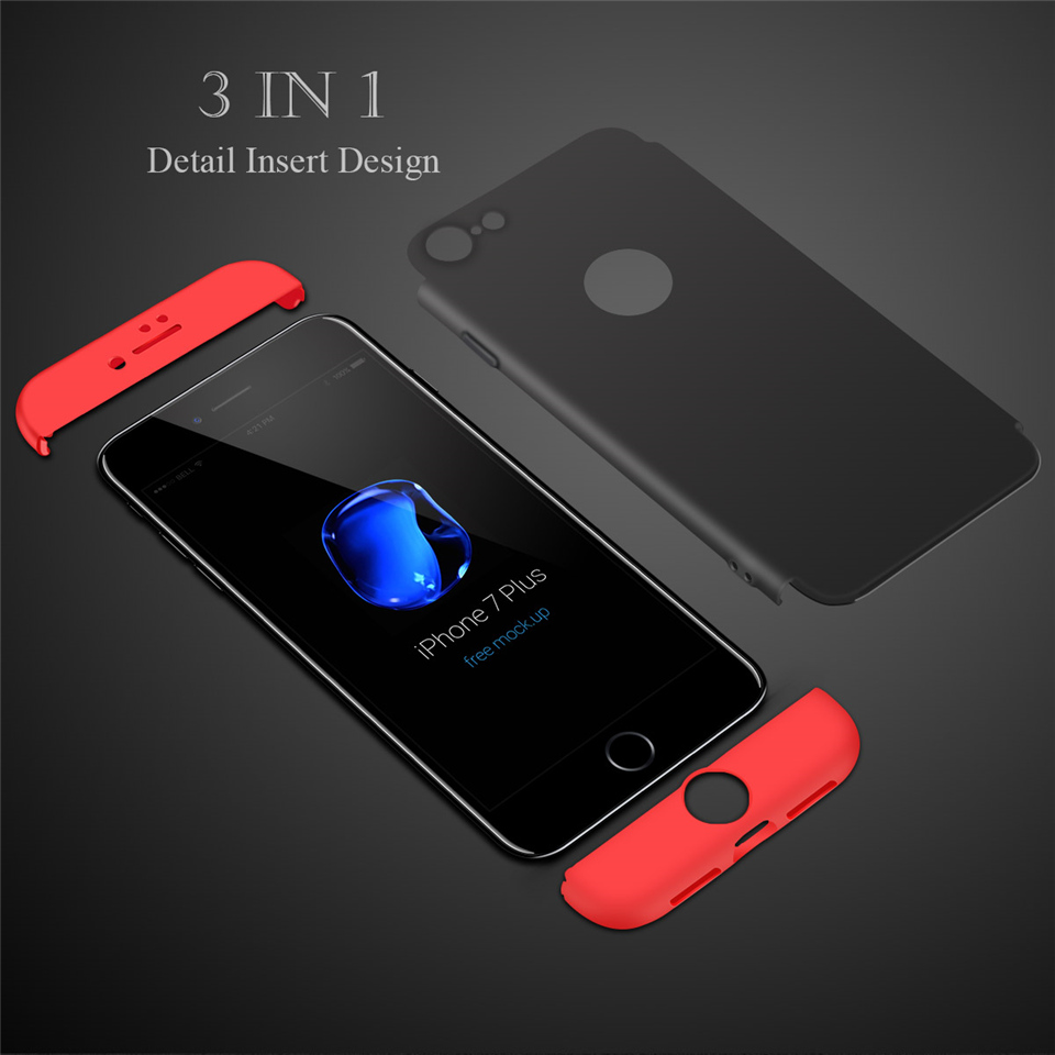 3 piece phone case iphone 7