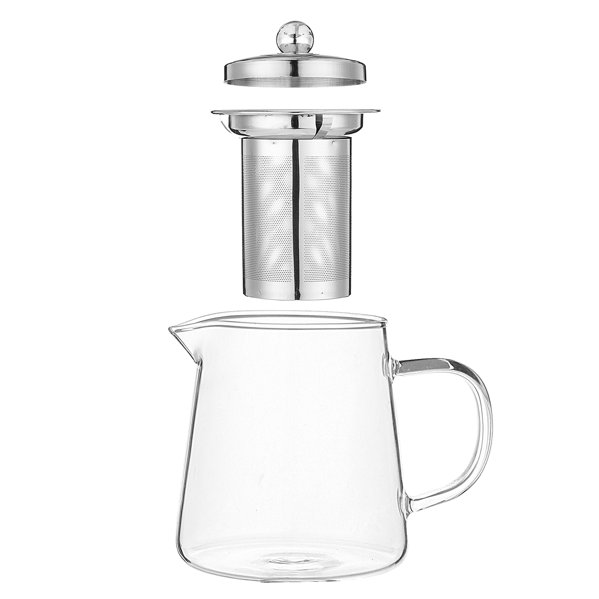 Electric Stove Mini Coffee Brewing Tea Stove Glass Tea Maker Electric Kettle Water Heater 20