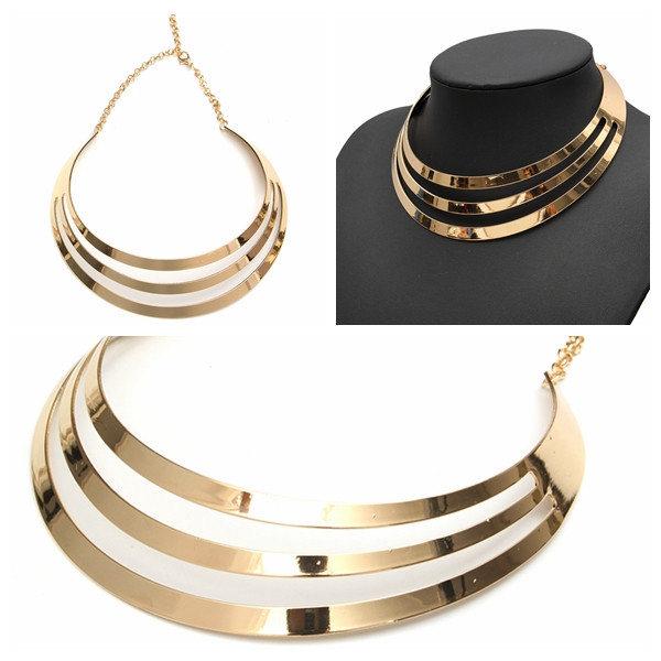Collar Necklace Jewelry