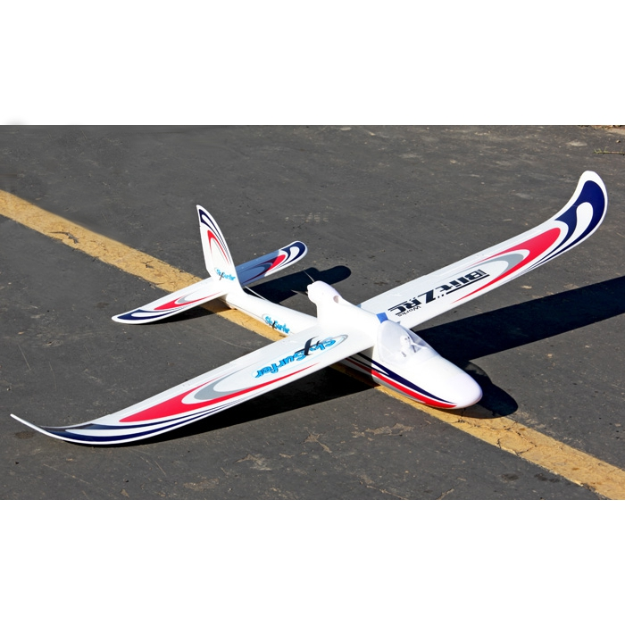 BlitzRC Sky Surfer V5 1400mm EPO RC Airplane Aircraft FPV Drone Sailplane G.lider Fixed Wing